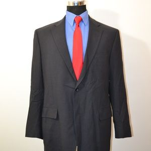 Jones New York 44L Sport Coat Blazer Suit Jacket